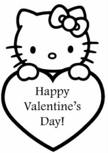 Hello-Kitty-Valentines-Day-Coloring-Pages